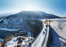 Central hidroeléctrica Mayn