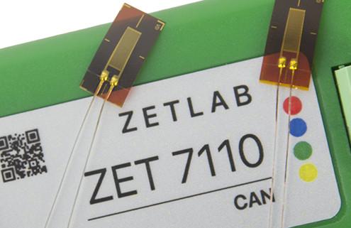 Тензометрия в ZETLAB