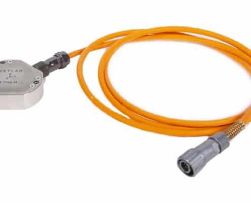 Цифровой акселерометр ZET 7152-N Pro Поделючение