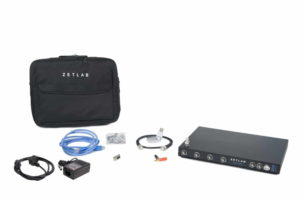 Базовая комплектация ZET-034 2020