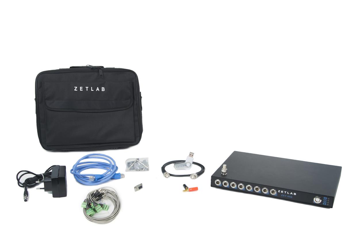 Базовая комплектация ZET 058 2020