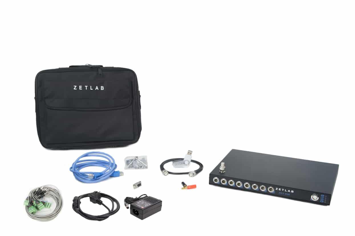 Базовая комплектация с новым блоком питания ZET-058-2020