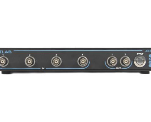 ZET 024. Измерительные каналы