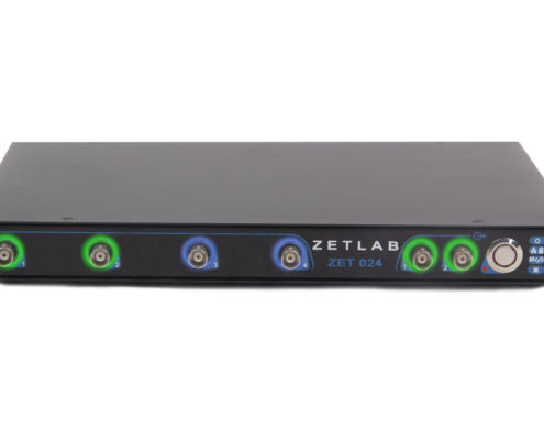 ZET 024 с индикацией