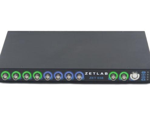ZET 038 с индикацией спереди