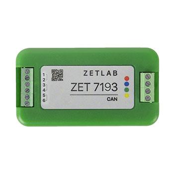 Преобразователь ZET 7193