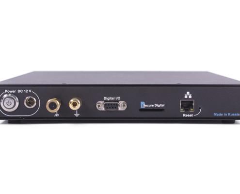 Задняя панель многоканальных систем сбора данных
