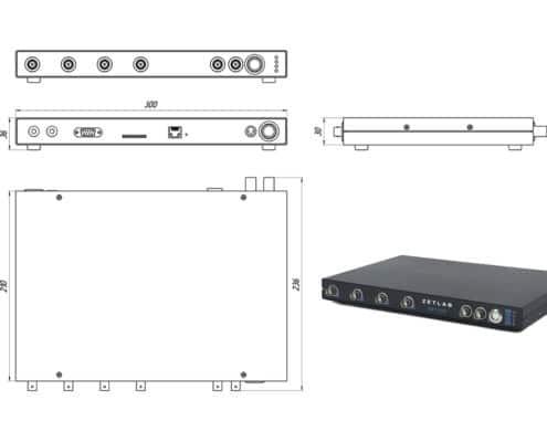 Vibration controller ZET 024 2020