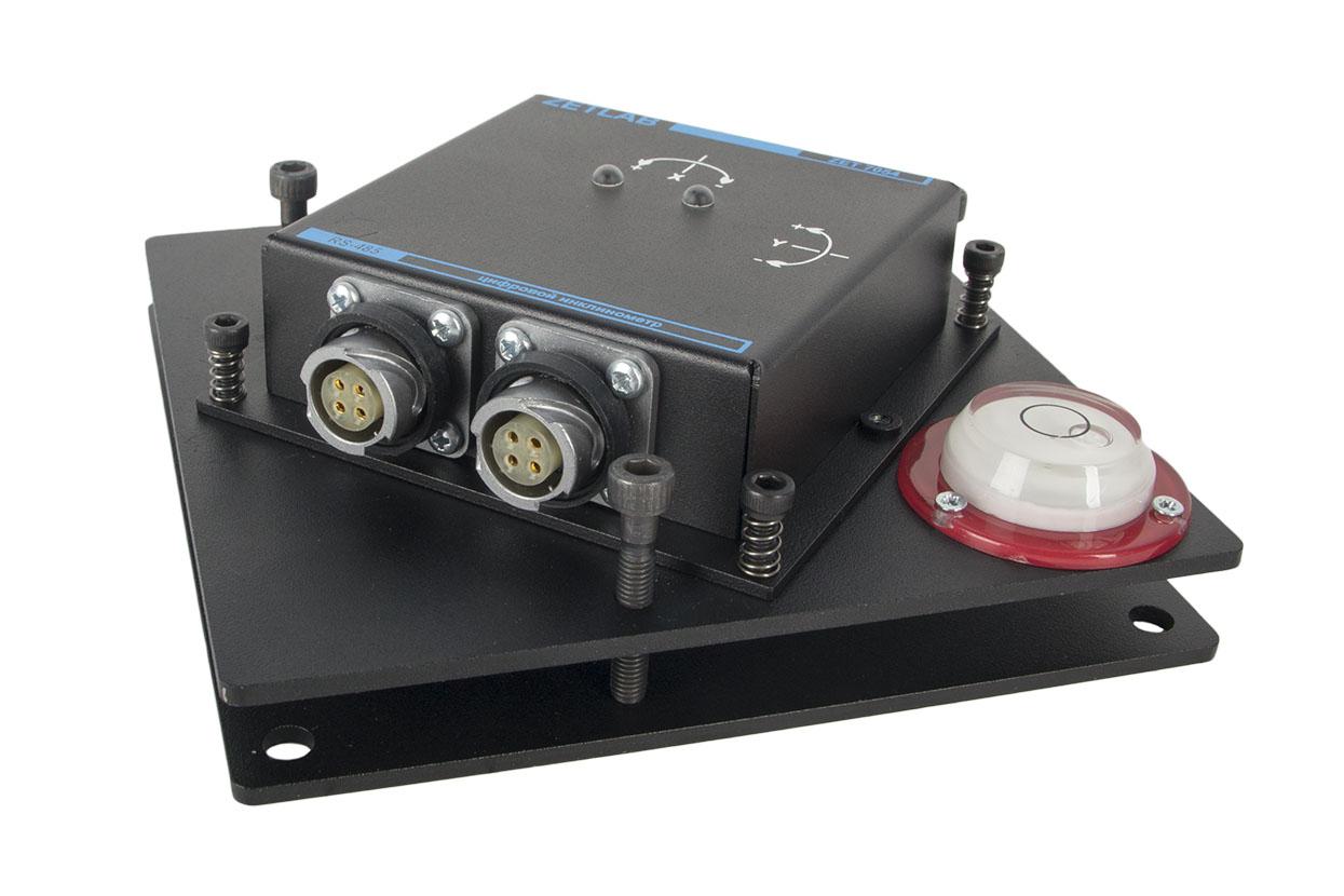 Регулировочная площадка для цифровых инклинометров ZET 7X54