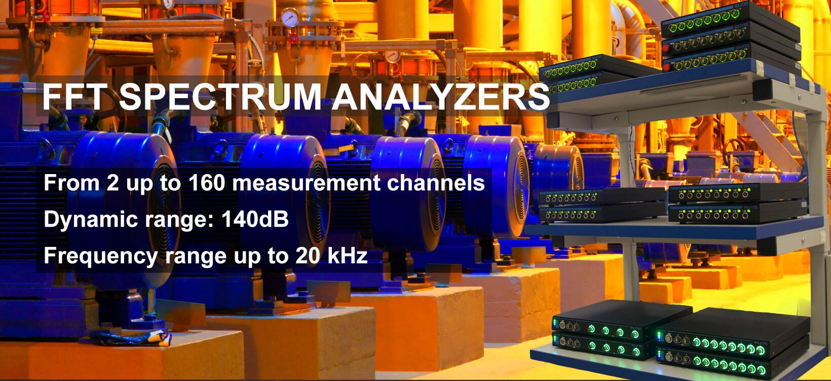 FFT-Spectrum-Analyzer