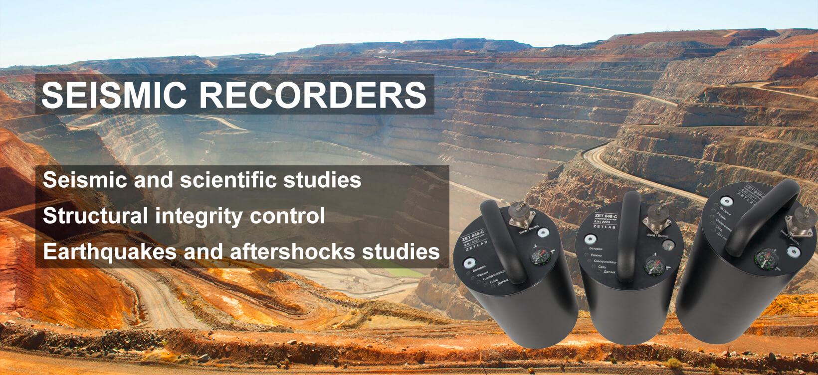 SEISMIC-RECORDERS