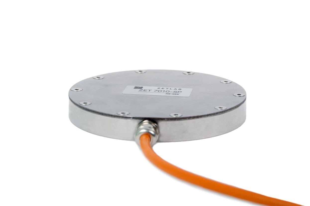 Digital soil pressure transducer ZET 7010 SP