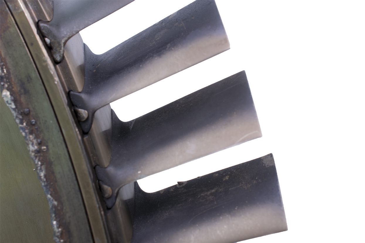 Лопатки турбины