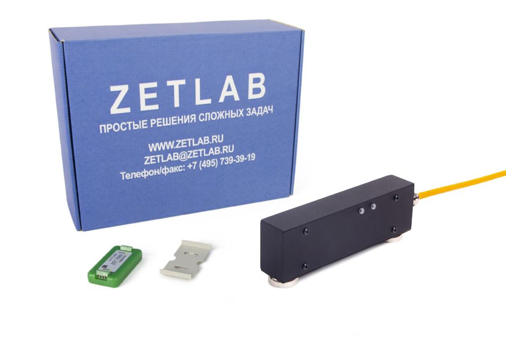 Комплектация датчиков деформации ZET 7110 DT