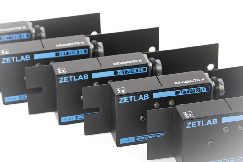 ZETSENSOR transducer - explosion-proof design option