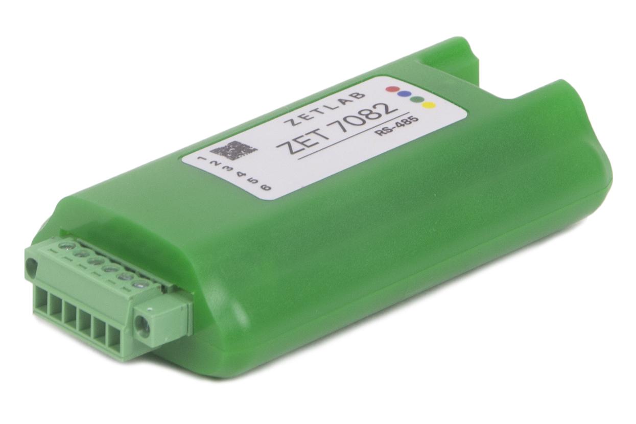 Регистратор для струнных датчиков ZET 7082