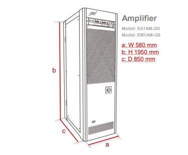 SA1M-i20-gabaritnyie-razmeryi-usilitelya