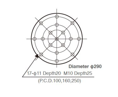 A45-diametr-stola-vibrostenda